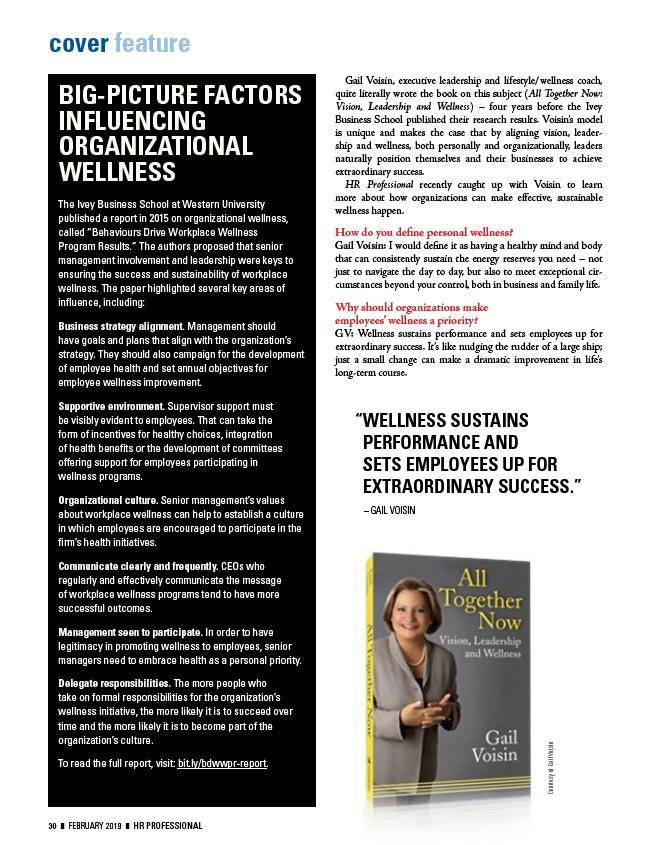 HR Professional Digital Magazine - February 2019 - Page 34
