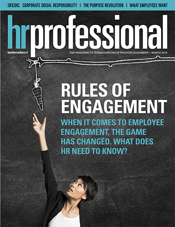 HR Professional March 2018