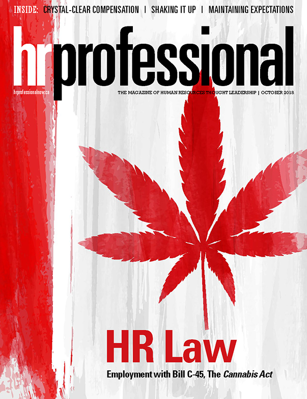 HR Professional Digital Magazine - October 2018