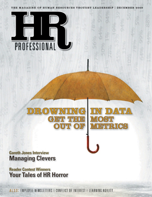 HR Professional December 2009
