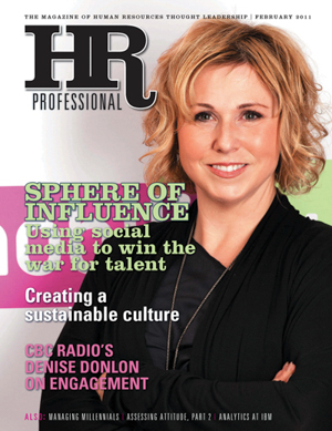 HR Professional February 2011