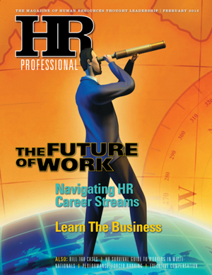 HR Professional February 2012