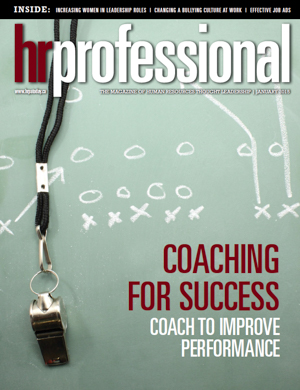 HR Professional | January 2015