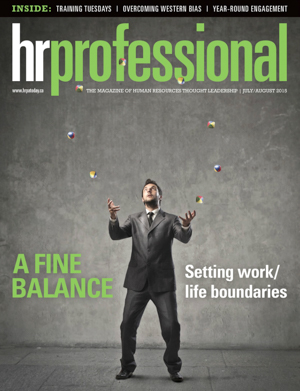 HR Professional | July/August 2015