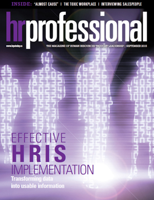 HR Professional | September 2015
