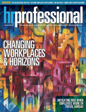 HR Professional July/August 2013