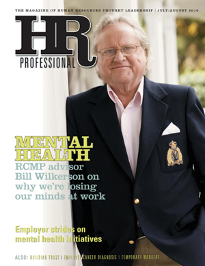 HR Professional July/August 2010