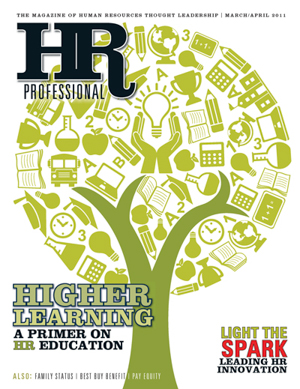 HR Professional March/April 2011
