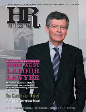 HR Professional October/November 2009