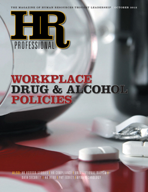 HR Professional October 2012