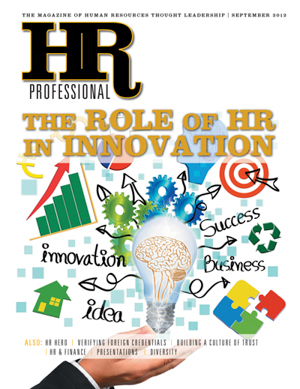 HR Professional September 2012