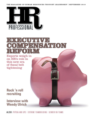 HR Professional September 2010