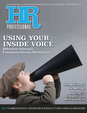 HR Professional September 2011